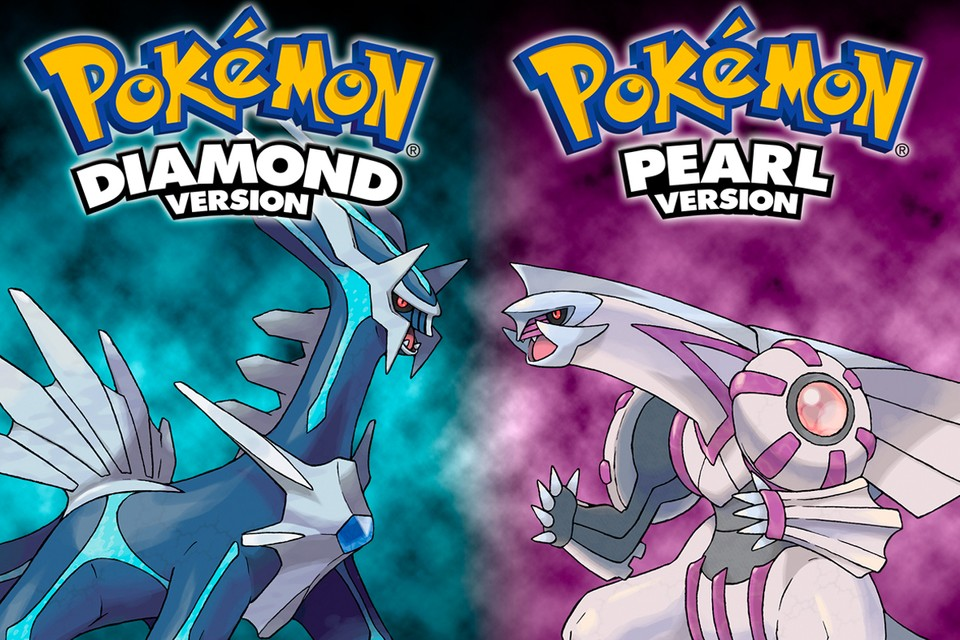 Pokémon Puts on their Diamonds and Pearls for New Remakes