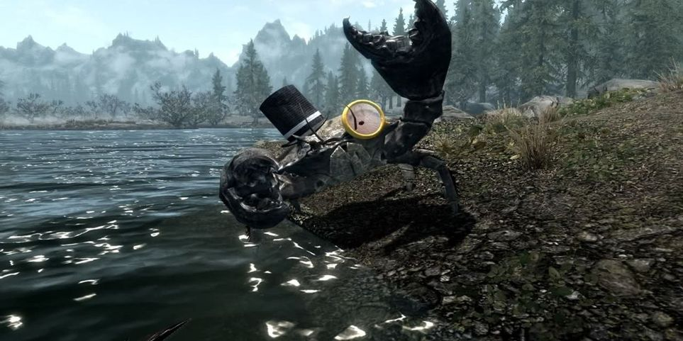 Modding is Awesome (Feat. Skyrim)